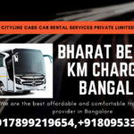 Bharat Benz per km charges in Bangalore.citylinecabs.in